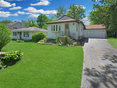 Downers Grove Single Family Home New: 6104 Sherman Avenue