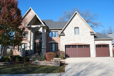 Naperville Single Family Home New: 911 Watercress Drive