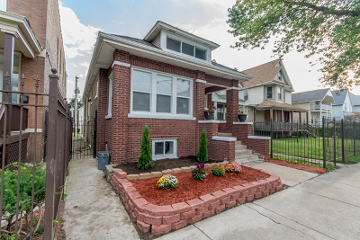 Chicago IL Single Family Home New: $212,000