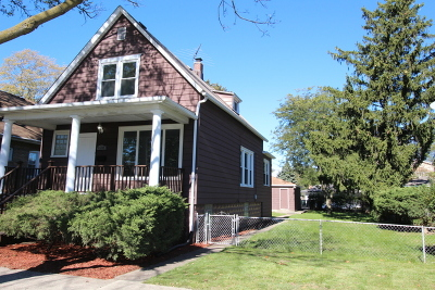 Brookfield Single Family Home For Sale: 9138 Fairview Avenue