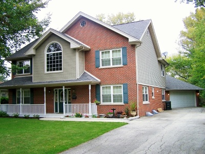 Glenview Single Family Home New: 2422 Central Road