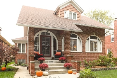 Chicago IL Single Family Home New: $449,900