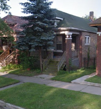 Chicago IL Single Family Home New: $15,000