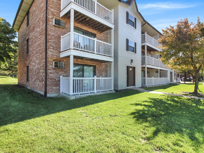 Aurora Condo/Townhouse New: 301 Gregory Street #10