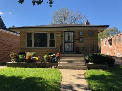 Chicago IL Single Family Home New: $145,900