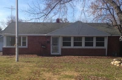 Oak Lawn Single Family Home New: 9924 South Cicero Avenue