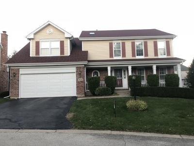 Hoffman Estates Single Family Home For Sale: 1505 Della Drive