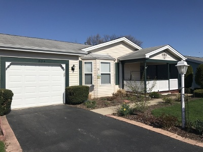 Grayslake Single Family Home New: 804 Trotter Court