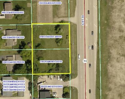 Plainfield Residential Lots & Land For Sale: 13918 Route 59 Street