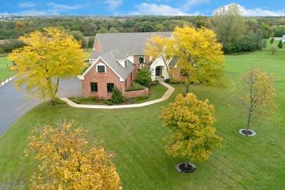 Grayslake Single Family Home New: 29515 North Gilmer Road