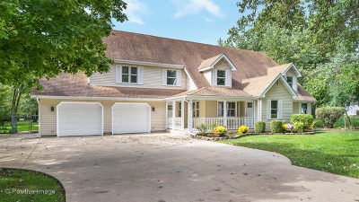 Glen Ellyn Single Family Home For Sale: 1n556 Glenrise Avenue