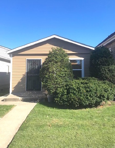 Chicago IL Single Family Home New: $94,900