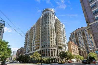 Condo/Townhouse New: 421 West Huron Street #704