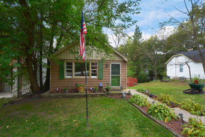 Lake Zurich Single Family Home New: 21279 West Shady Lane