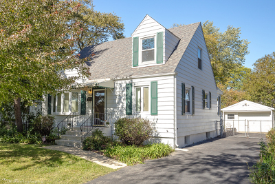 Oak Lawn Single Family Home New: 5420 Kimball Place