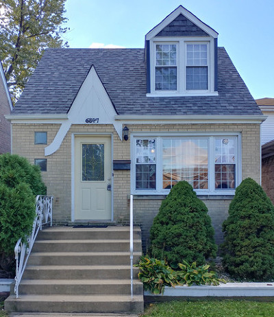 Chicago IL Single Family Home New: $262,500