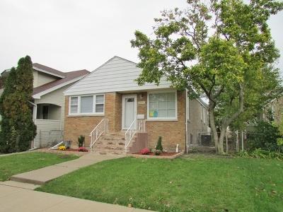 Franklin Park Single Family Home New: 2921 Calwagner Street