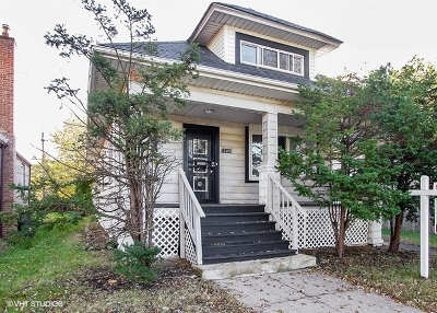 Chicago IL Single Family Home New: $146,500