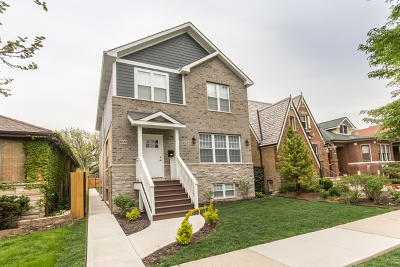 Chicago IL Single Family Home New: $729,000