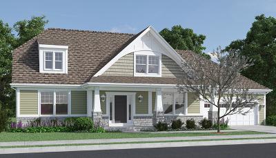 Warrenville Single Family Home New: 28w673 Mount Street