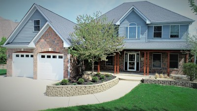Sycamore Single Family Home For Sale: 936 Wells Drive