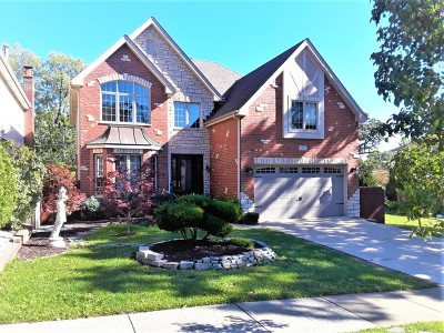 Hickory Hills Single Family Home For Sale: 9443 South 83rd Court