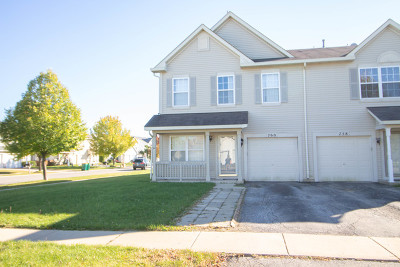 Romeoville Condo/Townhouse New: 760 South Shannon Drive