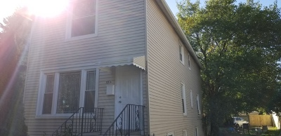 Cicero Multi Family Home Price Change: 3206 South 53rd Court