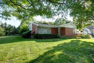 Mount Prospect Single Family Home For Sale: 1215 Wildwood Lane