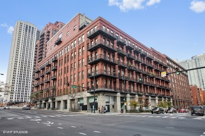 Chicago Condo/Townhouse New: 616 West Fulton Street #712