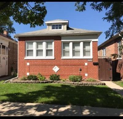 Chicago Single Family Home New: 2638 North Neva Avenue