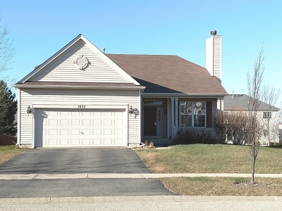 Antioch Single Family Home Contingent: 1032 Neuhaven Drive