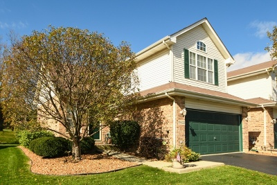 Orland Park Condo/Townhouse New: 16422 Francis Court