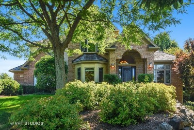 Single Family Home New: 114 Governors Way