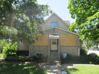 Melrose Park Multi Family Home Price Change: 10459 Diversey Avenue