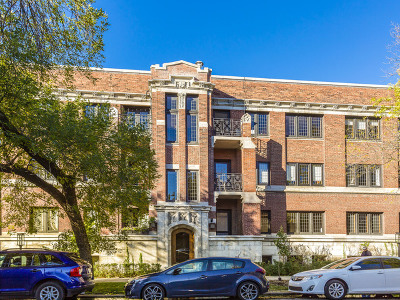 Chicago Condo/Townhouse New: 1368 East 57th Street #1