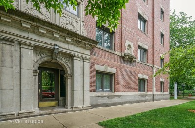 Chicago Condo/Townhouse New: 1332 East 56th Street #6E