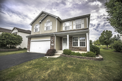 Joliet, Shorewood Rental For Rent: 1007 Butterfield Circle