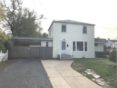 Lockport IL Single Family Home New: $235,000