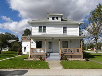 Monee Multi Family Home Re-Activated: 25852 South Chestnut Road