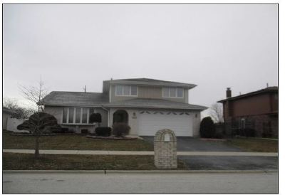 Tinley Park IL Single Family Home New: $380,000