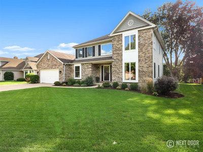 Batavia Single Family Home For Sale: 1243 Halladay Drive