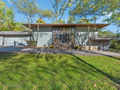 Oak Brook Single Family Home For Sale: 512 Wood Road