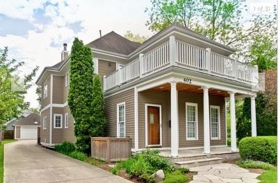 Glencoe Single Family Home For Sale: 402 Jefferson Avenue