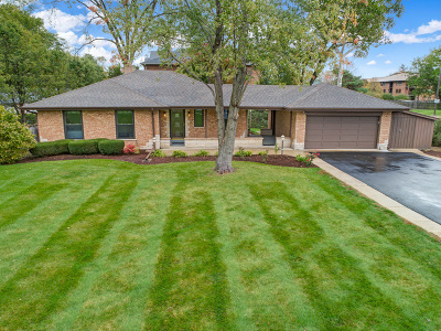 Westmont Single Family Home For Sale: 5641 South Cass Avenue