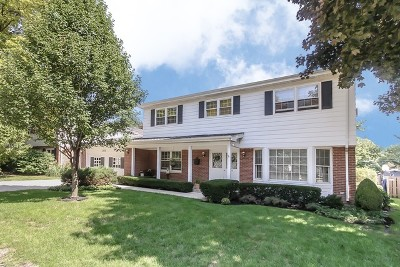 Arlington Heights Single Family Home New: 203 South Ridge Avenue