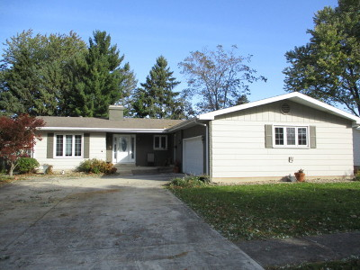 Bourbonnais Single Family Home Price Change: 445 East Francis Street