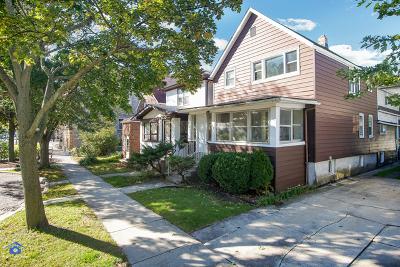 Oak Park Multi Family Home For Sale: 519 North Humphrey Avenue