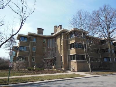 Oak Park Condo/Townhouse For Sale: 181 Linden Avenue #3