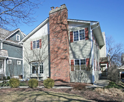 Hinsdale Single Family Home For Sale: 215 South Monroe Street